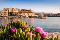 Вид на море - Крит